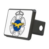 Finnish AF emblem Hitch Cover