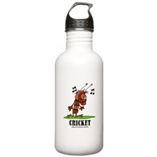 Cute Cricket Water Bottle