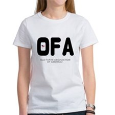 OLD FARTS ASSOCIATION OF AMERICA Tee