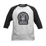 Oregon State Police SWAT Kids Baseball Jersey