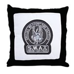 Oregon State Police SWAT Throw Pillow