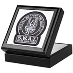 Oregon State Police SWAT Keepsake Box