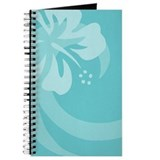 Hibiscus Aqua Journal