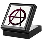 Anarchy Keepsake Box