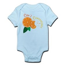 Cant Concentrate Infant Bodysuit