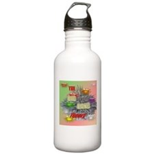 the Big Bang Theory TV Sports Water Bottle