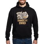 Shinese Dog Dad Hoodie (dark)