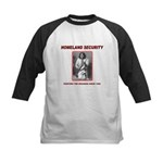 Homeland Security Geronimo Kids Baseball Jersey