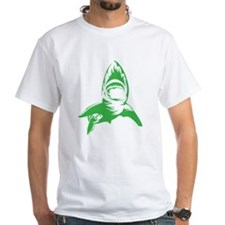 Green Shark Shirt
