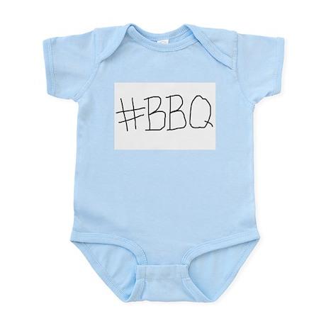 #BBQ Infant Bodysuit