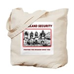 Homeland Security Native Tote Bag