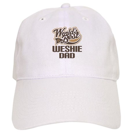 Weshie Dog Dad Cap