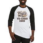 Yo-Chon Dog Dad Baseball Jersey