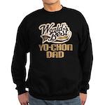 Yo-Chon Dog Dad Sweatshirt (dark)