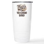 Yo-Chon Dog Dad Ceramic Travel Mug