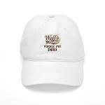 Yorkie Pin Dog Dad Cap