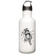 Raccoon Play Water Bottle