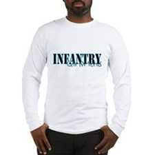 Infantry Girlfriend Long Sleeve T-Shirt