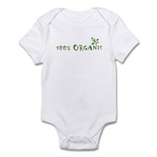 100% Organic Infant Bodysuit