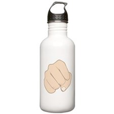 Fist Pump Water Bottle