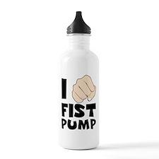 I Fist Pump Water Bottle