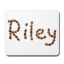 Riley Coffee Beans Mousepad