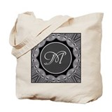 Luna Lace Monogram Tote Bag