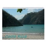 Costa Rica Wall Calendar