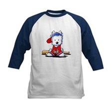 Westie Diamond In The Ruff Tee