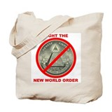 Fight the NWO Tote Bag
