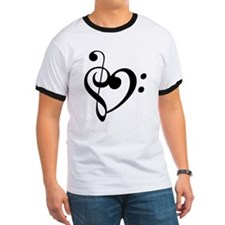 Treble Heart T