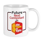 The Price Is Right - Future Next Contestant Small Mug