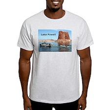 Lake Powell, Arizona, USA (caption) 2 T-Shirt