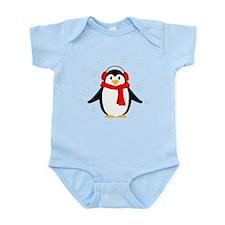 Winter Penguin Infant Bodysuit