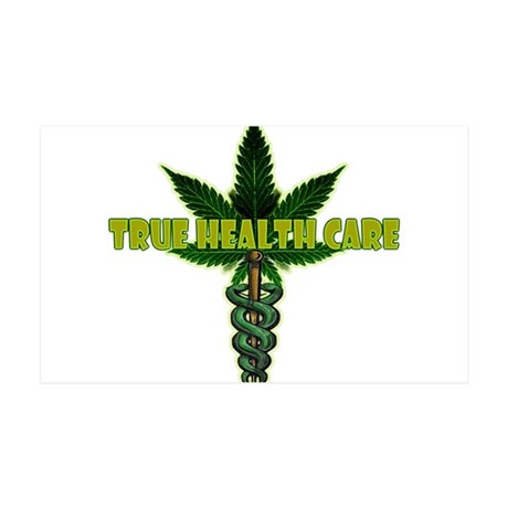 True Health Care 35x21 Wall Decal