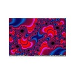 Fractal S~06 Rectangle Magnet (10 pack)