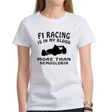 Formula one Racing Designs Tee