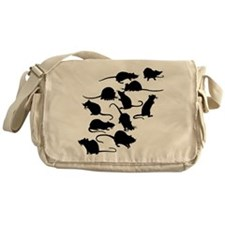 Lots Of Rats Messenger Bag