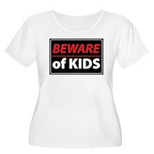 Beware Of Kids T-Shirt