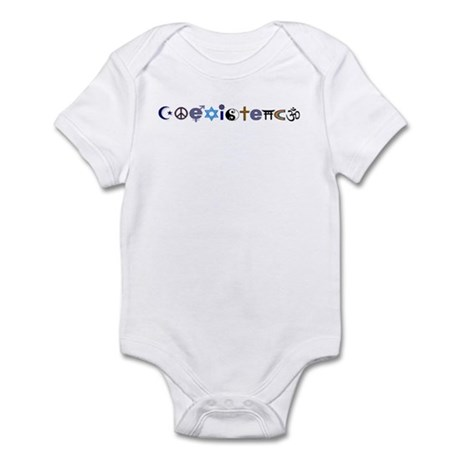 Coexistence Infant Bodysuit