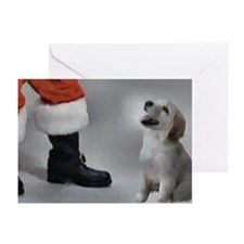 Golden Retriever Christmas Greeting Cards (Package