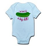 A Big Dill Infant Bodysuit