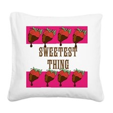 Square Boudoir Pillow Sweetest Thing