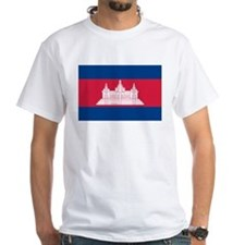 Cambodia Flag Picture Shirt