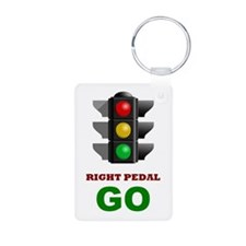 Traffic Light - GO Keychains