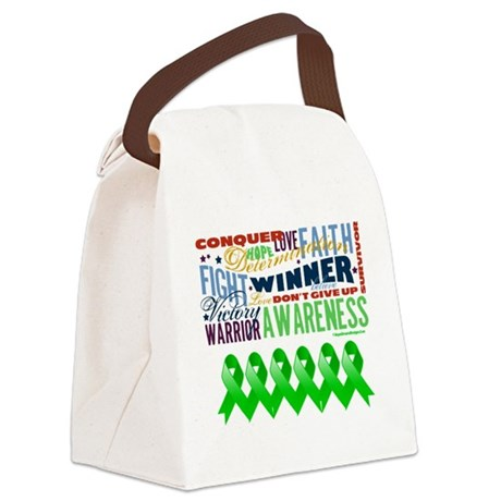 bone marrow transplant Canvas Lunch Bag