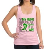 Supporting My Hero SCT.png Racerback Tank Top