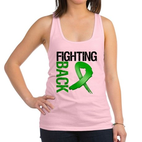 SCT Fighting Back.png Racerback Tank Top