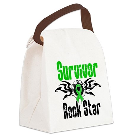 SCT Survivor Rock Star.png Canvas Lunch Bag