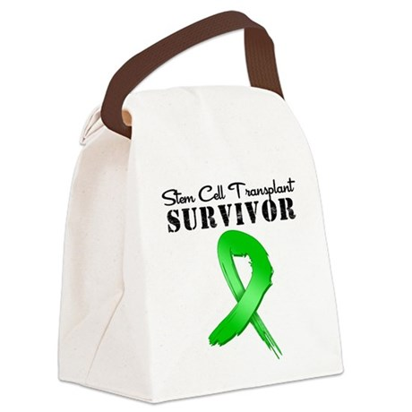 SCT Survivor Grunge Canvas Lunch Bag